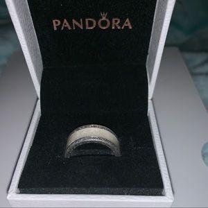 Hearts of Pandora Ring (silver)